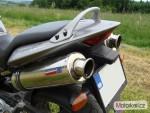 Honda CB900 hornet nové laděné výfuky