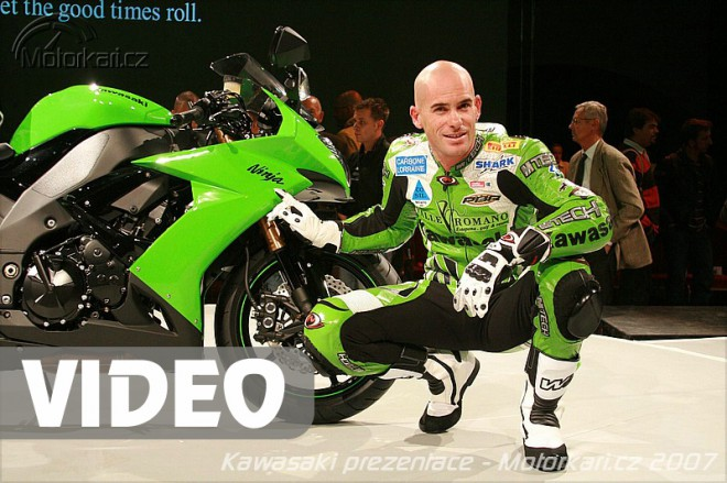 Paøíž živì: Kawasaki + video