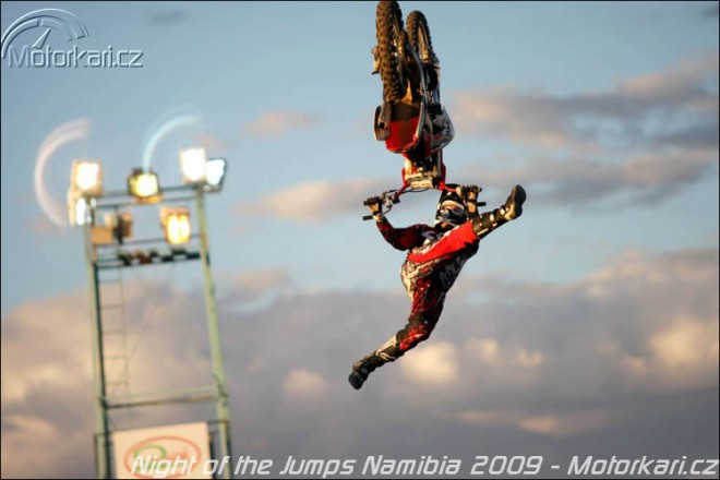 Night of the Jumps, Namibia