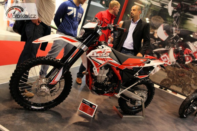 Eicma: Beta a Gas Gas