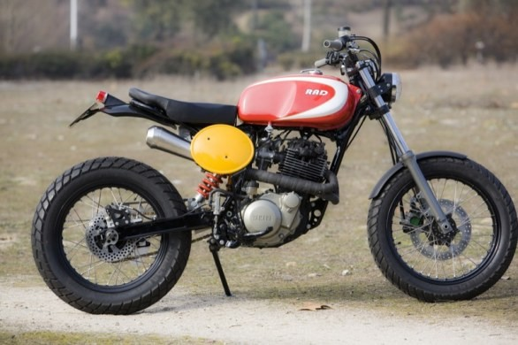 Radical Ducati Dirt-RAD