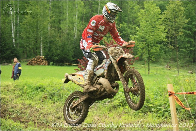 KTM Enduro Cross Country Ko���lov 2013 � P��jemn� p�ekvapen�
