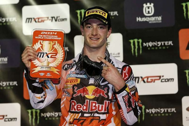 Herlings zùstane ještì rok v MX2