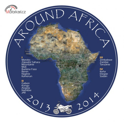 Around Africa stage 1