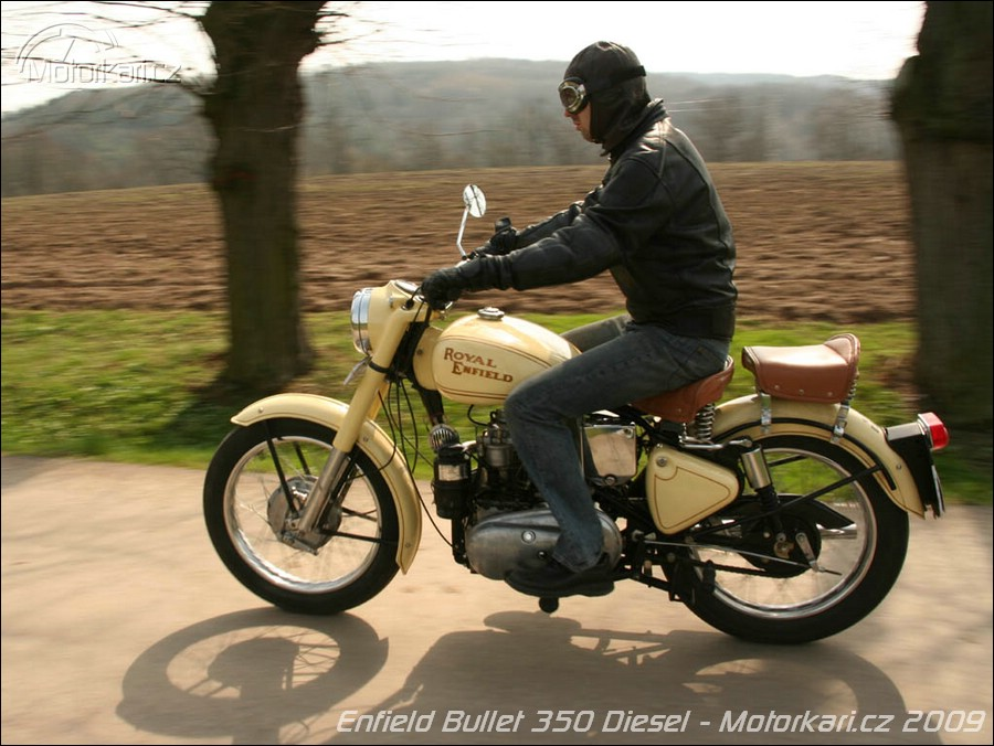 royal enfield bullet 350 diesel motork. Black Bedroom Furniture Sets. Home Design Ideas