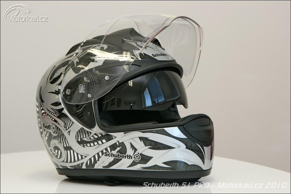 schuberth s1 pro motork. Black Bedroom Furniture Sets. Home Design Ideas