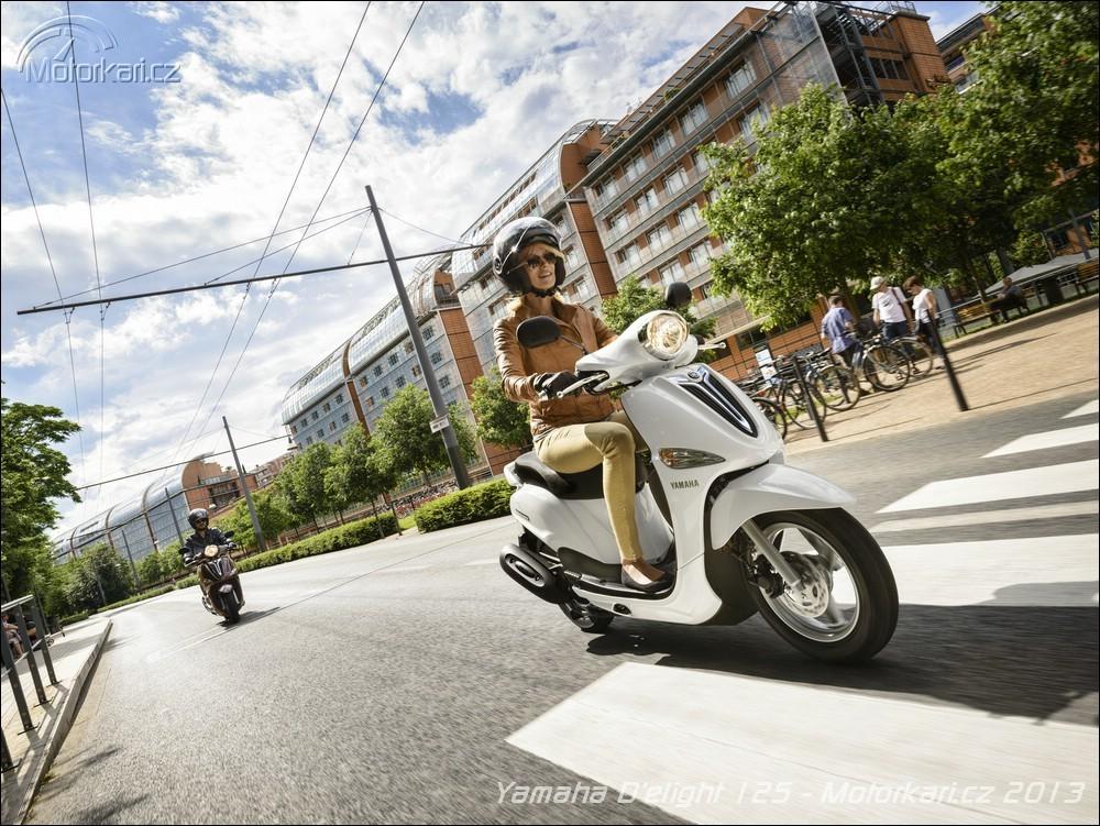 Yamaha pedstavila nov sktr d 39 elight for Yamaha dealers in vt
