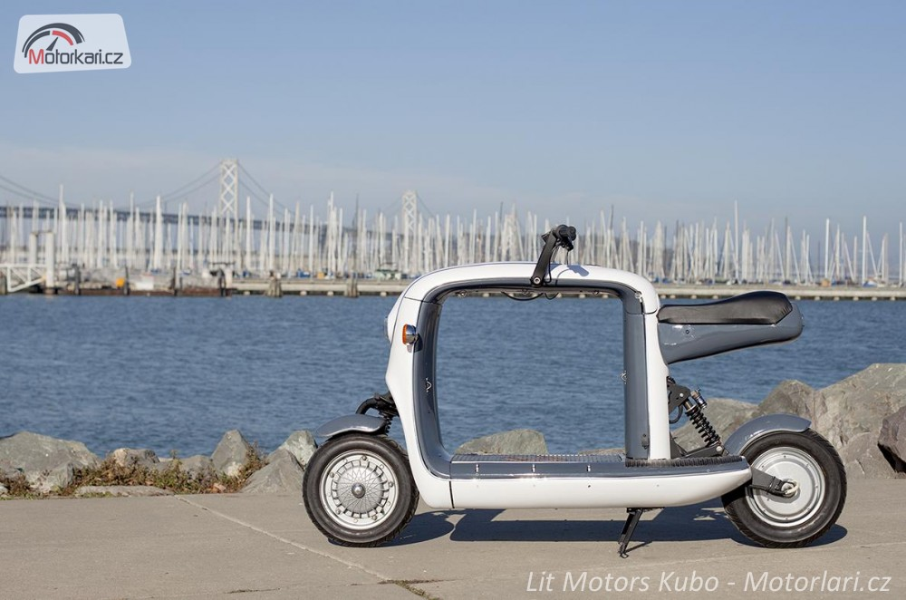 lit motors San francisco's lit motors thinks the future is now, thanks to the space-age c-1 and kubo electric vehicles that blur the traditional lines of motorcycles and scooters.