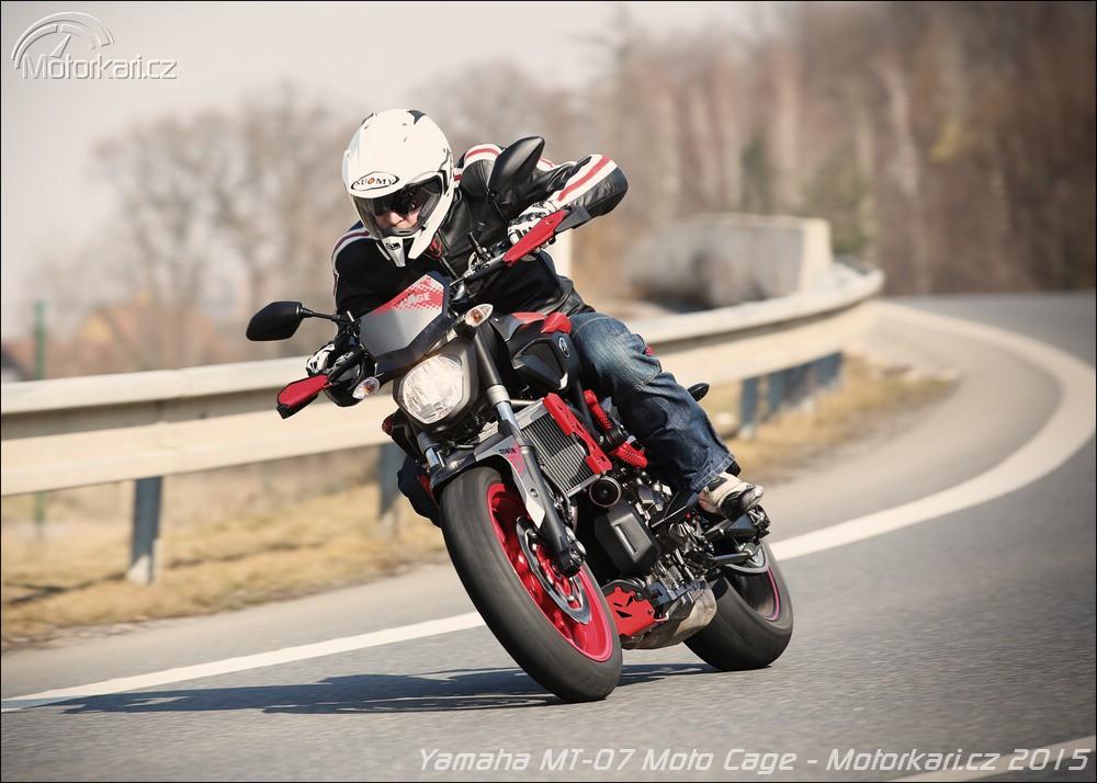 yamaha mt 07 moto cage oprsklej vejrostek motork. Black Bedroom Furniture Sets. Home Design Ideas