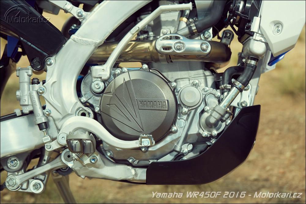 Yamaha Yz Model Vt