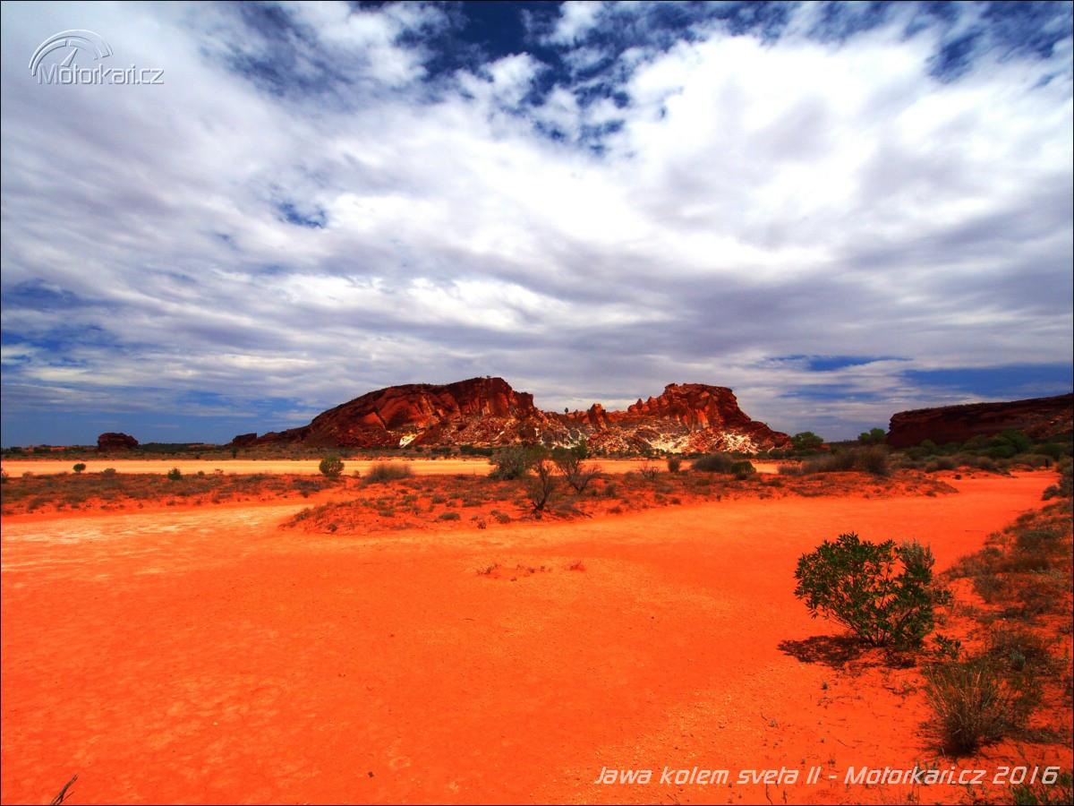 Alice Springs - Barvy