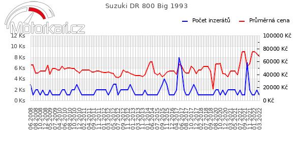 Suzuki DR 800 Big 1993