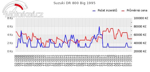 Suzuki DR 800 Big 1995
