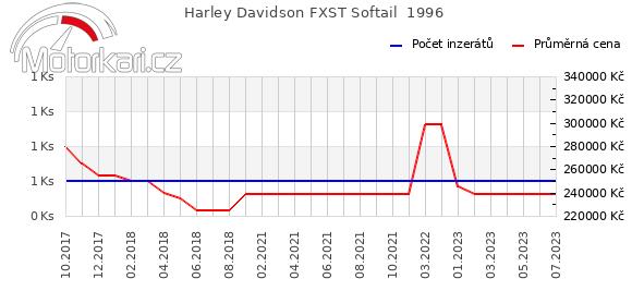 Harley Davidson FXST Softail  1996