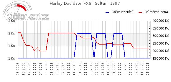 Harley Davidson FXST Softail  1997