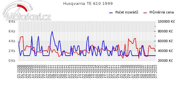 Husqvarna TE 610 1999