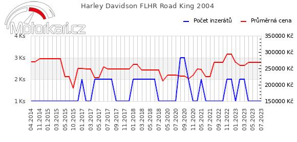 Harley Davidson FLHR Road King 2004