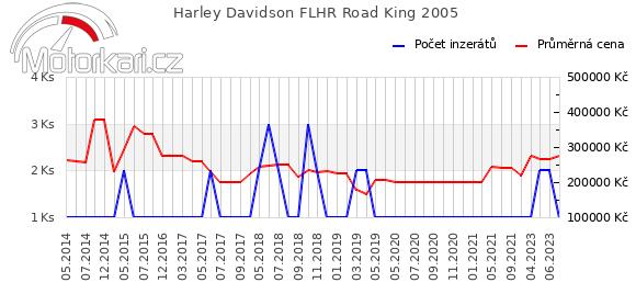 Harley Davidson FLHR Road King 2005