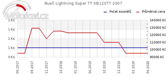 Buell Lightning Super TT XB12STT 2007