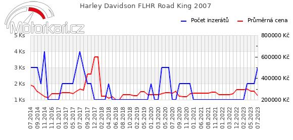 Harley Davidson FLHR Road King 2007