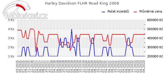 Harley Davidson FLHR Road King 2008