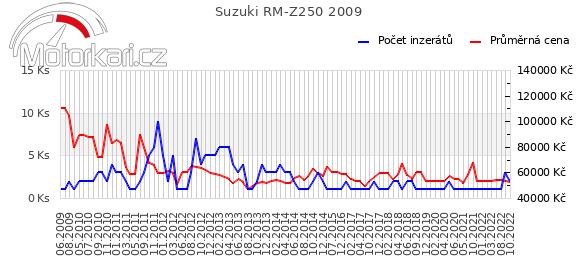 Suzuki RM-Z250 2009