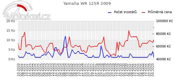 Yamaha WR 125R 2009
