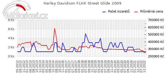 Harley Davidson FLHX Street Glide 2009