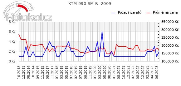 KTM 990 SM R  2009