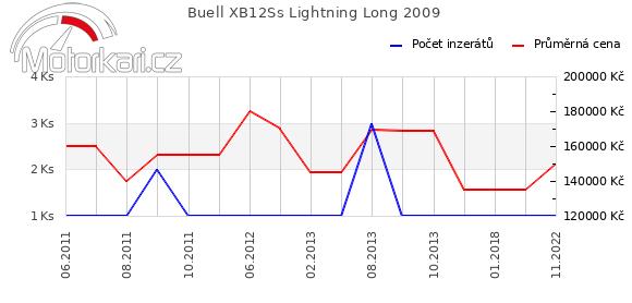 Buell XB12Ss Lightning Long 2009