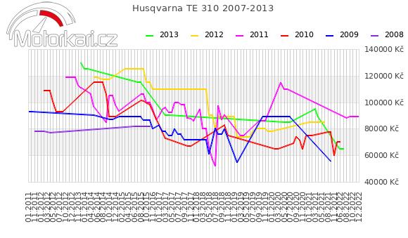 Husqvarna TE 310 2007-2013