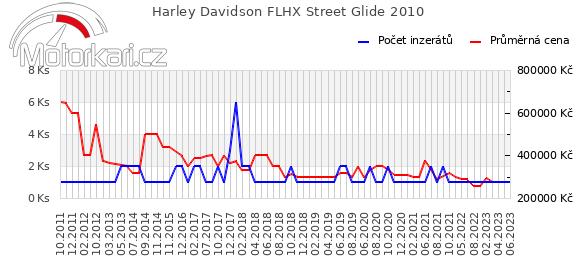 Harley Davidson FLHX Street Glide 2010
