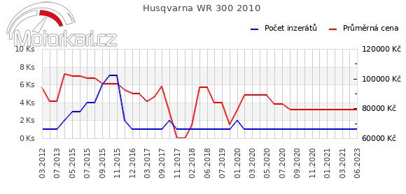 Husqvarna WR 300 2010