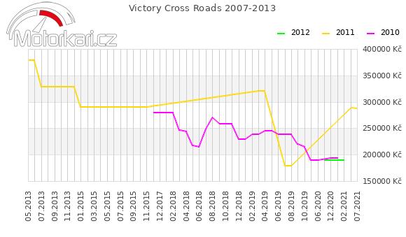 Victory Cross Roads 2007-2013