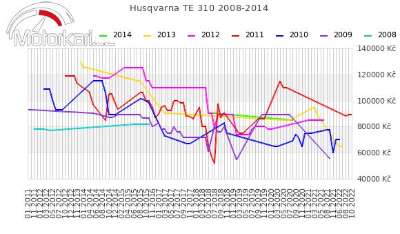 Husqvarna TE 310 2008-2014