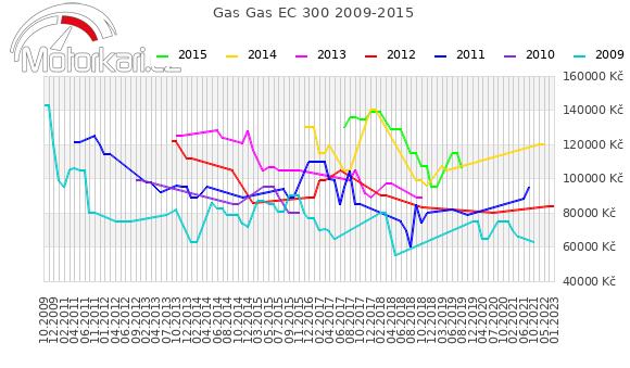 Gas Gas EC 300 2009-2015