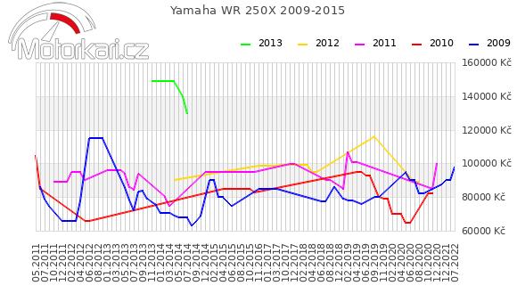 Yamaha WR 250X 2009-2015