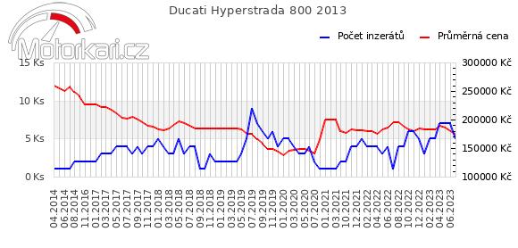 Ducati Hyperstrada 800 2013