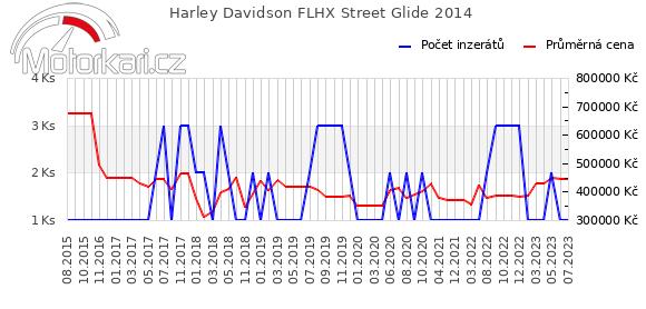 Harley Davidson FLHX Street Glide 2014