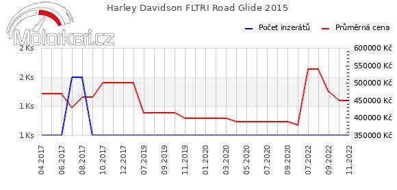 Harley Davidson FLTRI Road Glide 2015