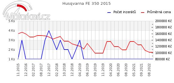 Husqvarna FE 350 2015