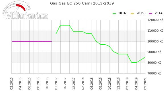 Gas Gas EC 250 Cami 2013-2019