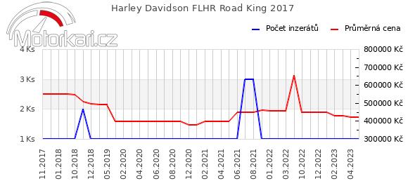 Harley Davidson FLHR Road King 2017