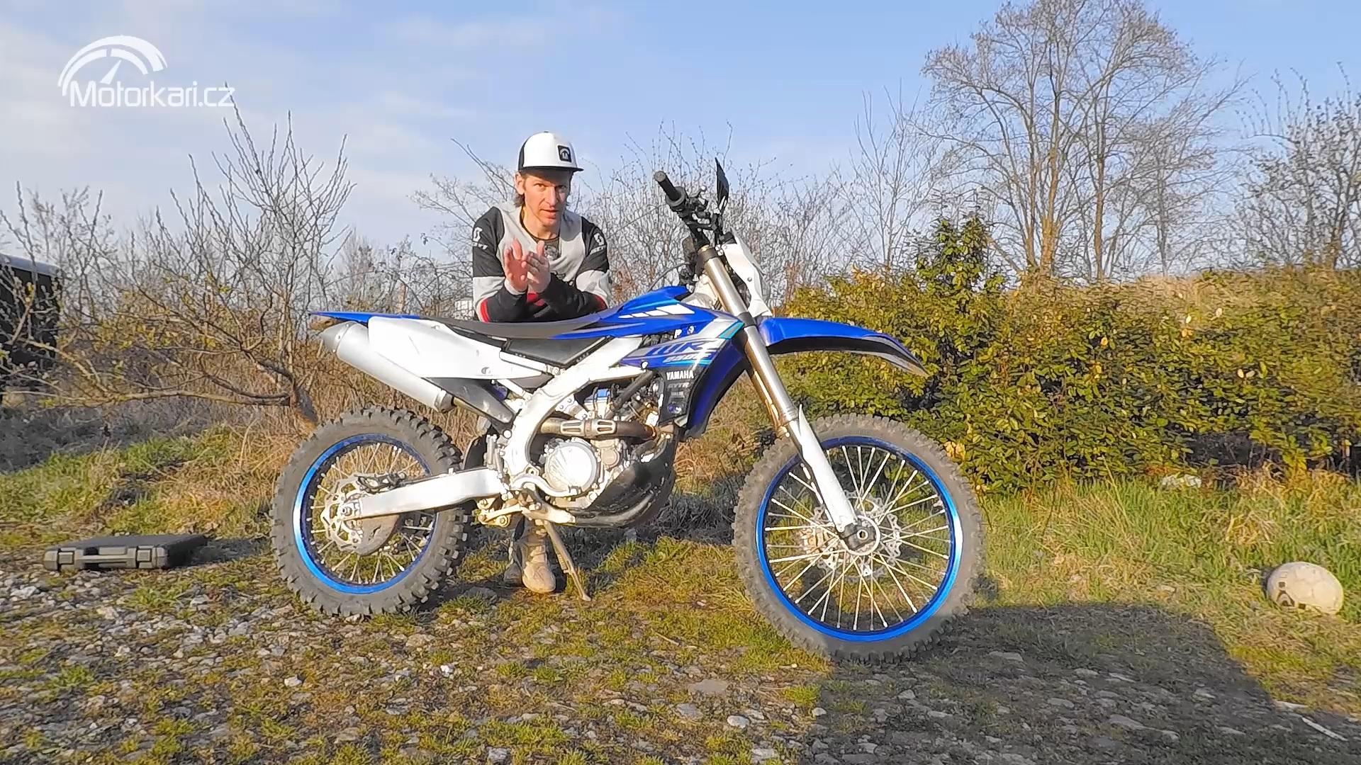 okroužek, motor, yamaha xz 250f :: Motorkářské fórum