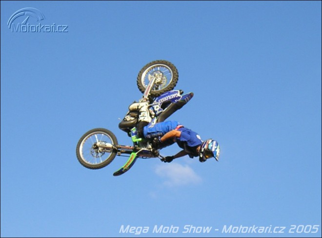 Mega Moto Show-Orion Czech Trading Cup