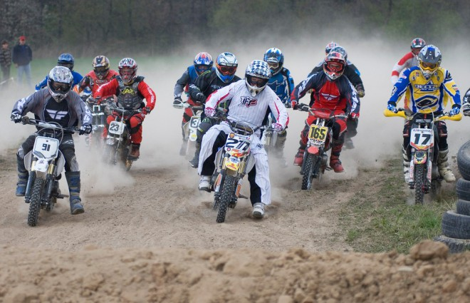 FBR - Pitbike - SX - Volary