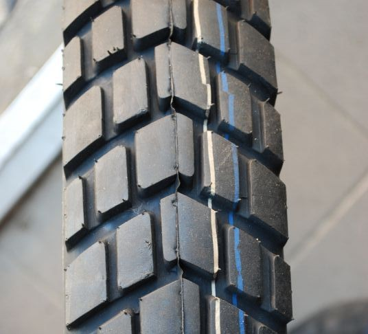 Test pneumatik Vee Rubber 163