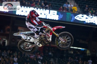 Chad Reed pojed