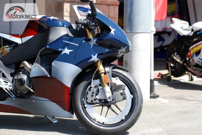 "Erik Buell Racing 1190RS ""America Edition"""