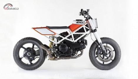 Ad Hoc Ducati Multistrada 2 | Ducati, Motocicli